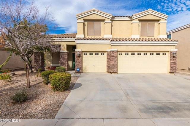10520 W Pomo Street, Tolleson, AZ 85353 (MLS #6187558) :: Yost Realty Group at RE/MAX Casa Grande