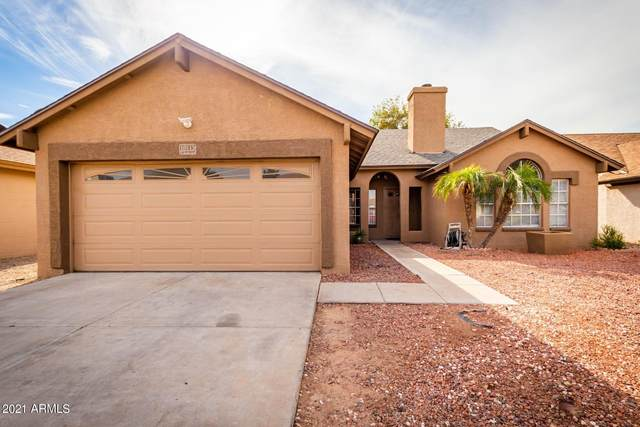 10115 W Reade Avenue, Glendale, AZ 85307 (MLS #6187569) :: Devor Real Estate Associates