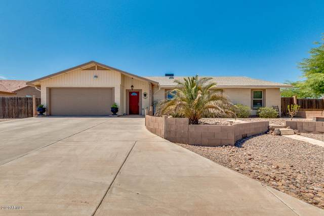 8547 W Magnum Drive, Arizona City, AZ 85123 (MLS #6187570) :: The Carin Nguyen Team