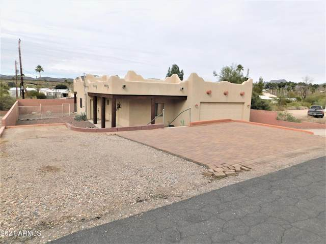 738 E Queen Creek Drive, Queen Valley, AZ 85118 (MLS #6187579) :: Long Realty West Valley