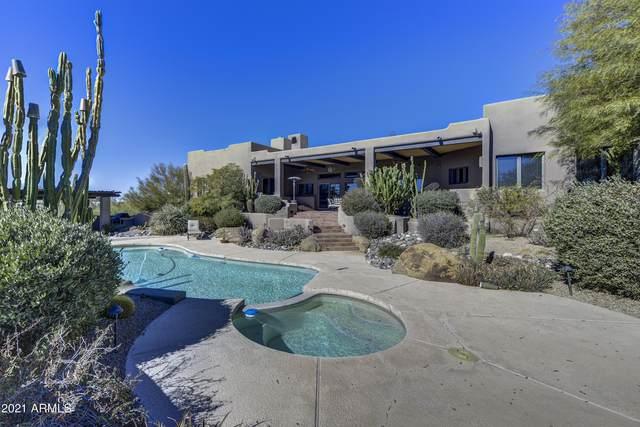 6521 E Languid Lane, Carefree, AZ 85377 (MLS #6187623) :: Yost Realty Group at RE/MAX Casa Grande