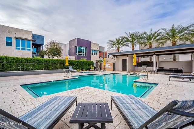 9001 E San Victor Drive #2027, Scottsdale, AZ 85258 (MLS #6187710) :: Yost Realty Group at RE/MAX Casa Grande