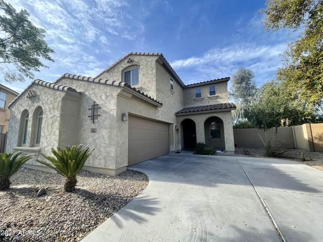 807 E Jacob Street, Chandler, AZ 85225 (MLS #6187777) :: Yost Realty Group at RE/MAX Casa Grande