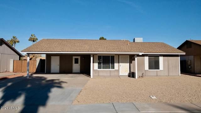 1710 W Loughlin Drive, Chandler, AZ 85224 (MLS #6187842) :: Yost Realty Group at RE/MAX Casa Grande