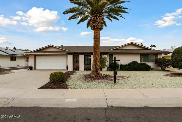12522 W Butterfield Drive, Sun City West, AZ 85375 (MLS #6187936) :: Yost Realty Group at RE/MAX Casa Grande