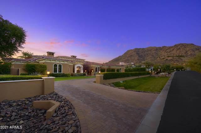 6636 N Lost Dutchman Drive, Paradise Valley, AZ 85253 (MLS #6187962) :: Yost Realty Group at RE/MAX Casa Grande