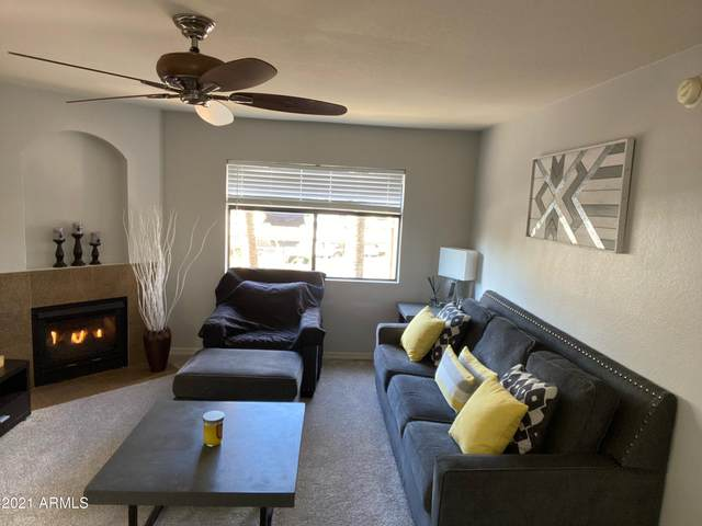 5104 N 32ND Street #229, Phoenix, AZ 85018 (MLS #6187964) :: Long Realty West Valley