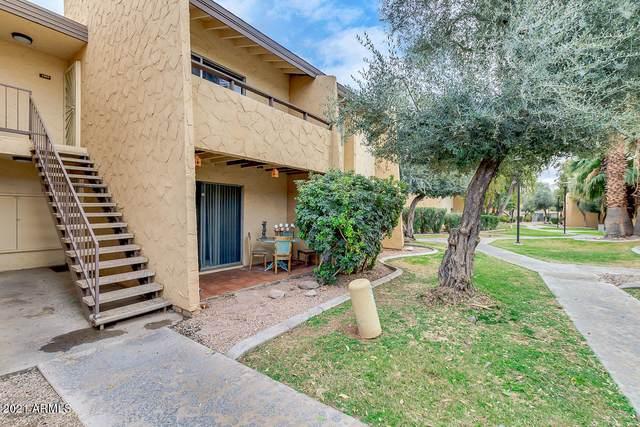 8055 E Thomas Road J103, Scottsdale, AZ 85251 (MLS #6187970) :: Lucido Agency