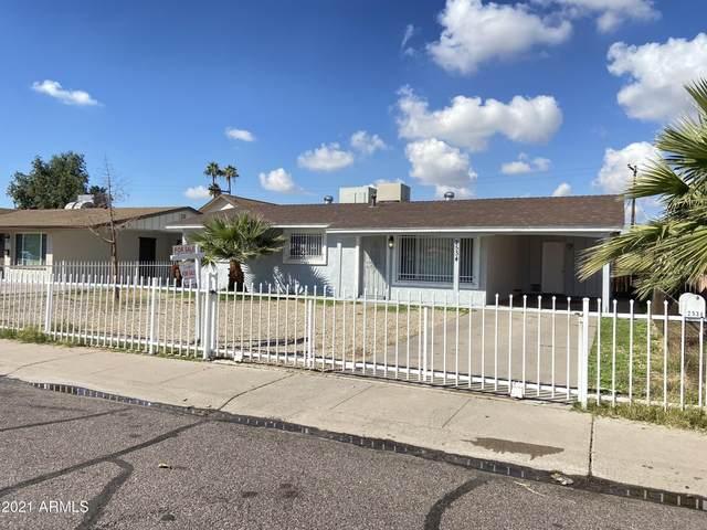2534 N 48TH Drive, Phoenix, AZ 85035 (MLS #6187989) :: Yost Realty Group at RE/MAX Casa Grande