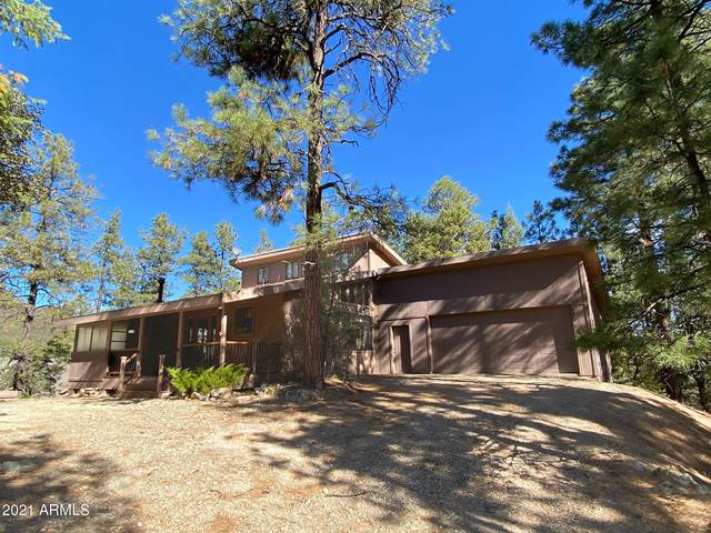 6631 S Keystone Lane, Prescott, AZ 86303 (MLS #6188005) :: Yost Realty Group at RE/MAX Casa Grande