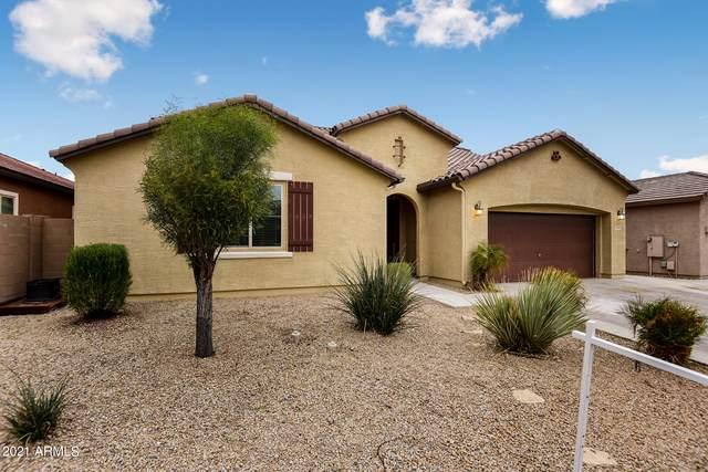 7912 W Quail Track Drive, Peoria, AZ 85383 (MLS #6188008) :: Yost Realty Group at RE/MAX Casa Grande
