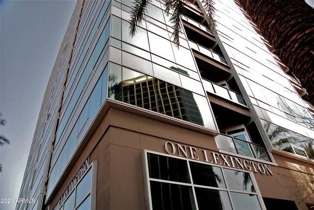 1 E Lexington Avenue #308, Phoenix, AZ 85012 (MLS #6188058) :: The Ethridge Team