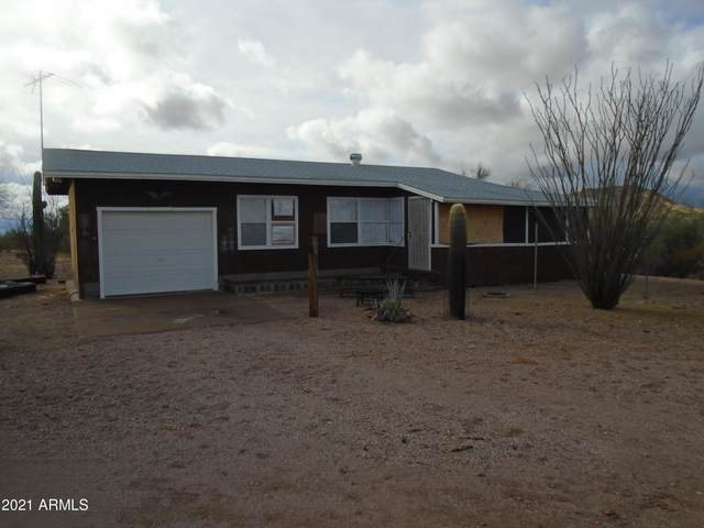 30840 W Carlise Road, Wickenburg, AZ 85390 (MLS #6188104) :: Yost Realty Group at RE/MAX Casa Grande