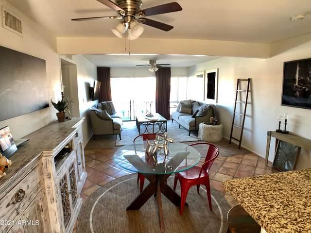 3828 N 32ND Street #230, Phoenix, AZ 85018 (MLS #6188114) :: Yost Realty Group at RE/MAX Casa Grande