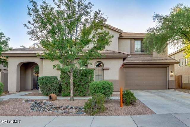 2580 S Dragoon Drive, Chandler, AZ 85286 (MLS #6188122) :: Yost Realty Group at RE/MAX Casa Grande