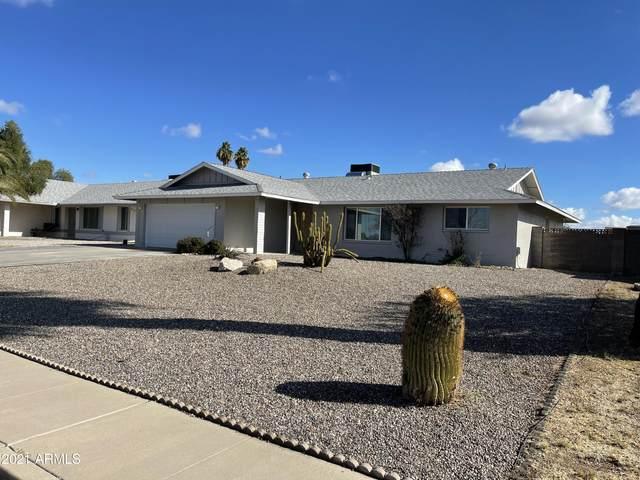 14811 N 55TH Avenue, Glendale, AZ 85306 (MLS #6188156) :: Yost Realty Group at RE/MAX Casa Grande
