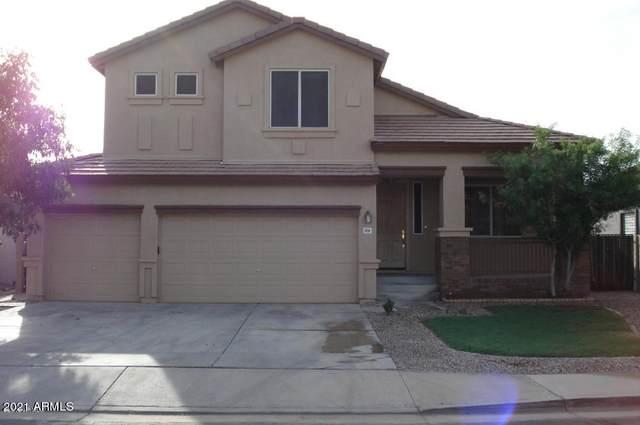 1014 S Parkcrest Street, Gilbert, AZ 85296 (MLS #6188157) :: Yost Realty Group at RE/MAX Casa Grande