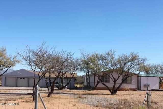 6891 S Appaloosa Place, Hereford, AZ 85615 (MLS #6188174) :: Yost Realty Group at RE/MAX Casa Grande