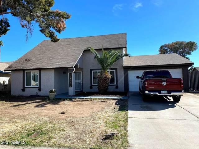 6427 W Sunnyslope Lane, Glendale, AZ 85302 (MLS #6188183) :: Yost Realty Group at RE/MAX Casa Grande