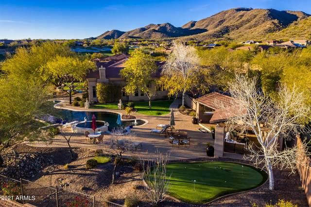 41704 N La Cantera Drive, Anthem, AZ 85086 (MLS #6188198) :: Maison DeBlanc Real Estate