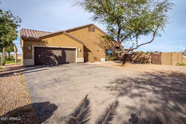 4613 N Signal Peak Road, Casa Grande, AZ 85194 (MLS #6188206) :: Keller Williams Realty Phoenix