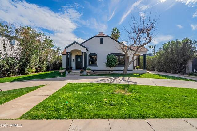 91 W Willetta Street, Phoenix, AZ 85003 (MLS #6188228) :: The Newman Team
