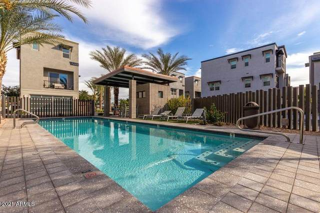 3510 N Miller Road #1023, Scottsdale, AZ 85251 (MLS #6188246) :: The Daniel Montez Real Estate Group