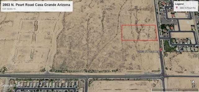 2863 N Peart Road, Casa Grande, AZ 85122 (MLS #6188254) :: Howe Realty