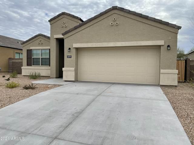 3771 N 293RD Drive, Buckeye, AZ 85396 (MLS #6188354) :: Yost Realty Group at RE/MAX Casa Grande
