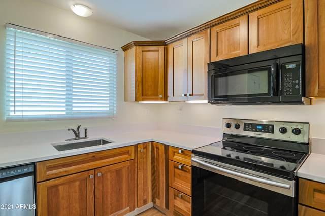 4610 N 68TH Street #420, Scottsdale, AZ 85251 (MLS #6188386) :: D & R Realty LLC