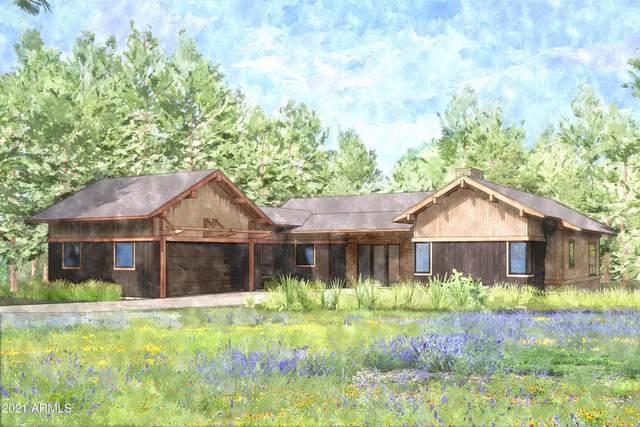 2420 S Pinyon Jay Drive, Flagstaff, AZ 86005 (MLS #6188393) :: D & R Realty LLC