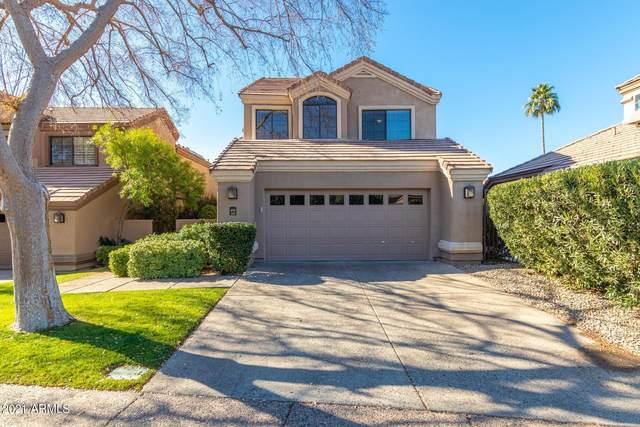 7525 E Gainey Ranch Road #185, Scottsdale, AZ 85258 (MLS #6188410) :: The Laughton Team