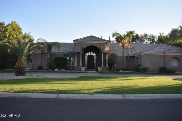 10509 E Sunnyside Drive, Scottsdale, AZ 85259 (MLS #6188421) :: Yost Realty Group at RE/MAX Casa Grande