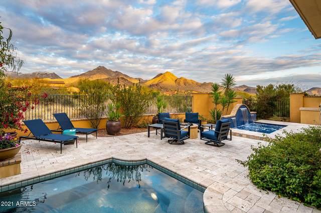 18749 N 101ST Street - 19, Scottsdale, AZ 85255 (MLS #6188443) :: Yost Realty Group at RE/MAX Casa Grande
