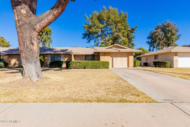 15223 N Boswell Boulevard, Sun City, AZ 85351 (MLS #6188465) :: Devor Real Estate Associates