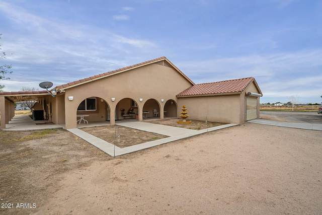 699 W Ocotillo Road, San Tan Valley, AZ 85140 (MLS #6188472) :: Yost Realty Group at RE/MAX Casa Grande