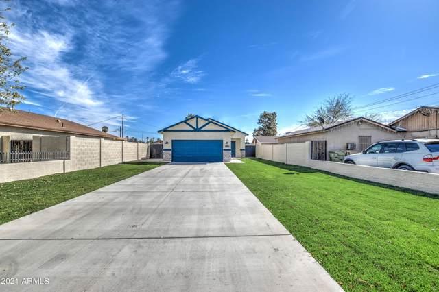 6707 N 61ST Avenue, Glendale, AZ 85301 (MLS #6188516) :: My Home Group