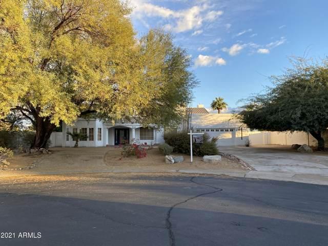 4743 N Litchfield Knoll E, Litchfield Park, AZ 85340 (MLS #6188632) :: Yost Realty Group at RE/MAX Casa Grande