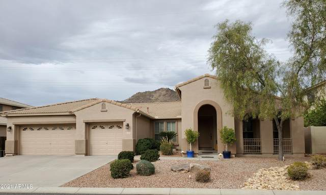 5714 W Ludden Mountain Drive, Glendale, AZ 85310 (MLS #6188649) :: Yost Realty Group at RE/MAX Casa Grande