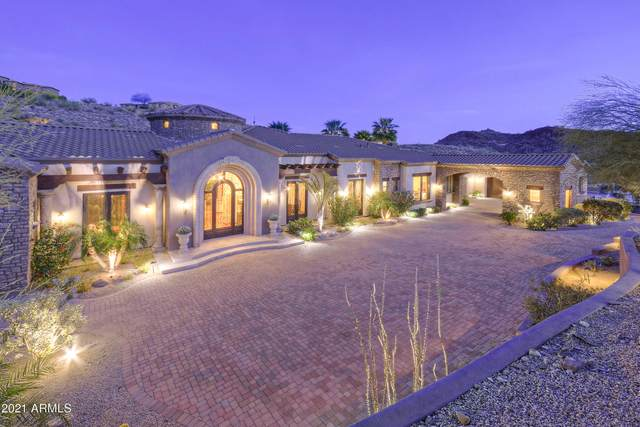 10637 N Arista Lane, Fountain Hills, AZ 85268 (MLS #6188669) :: Yost Realty Group at RE/MAX Casa Grande