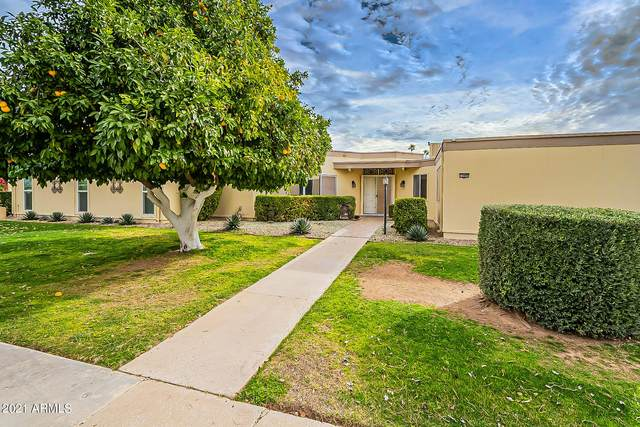 13405 N 107TH Drive, Sun City, AZ 85351 (MLS #6188679) :: The Daniel Montez Real Estate Group