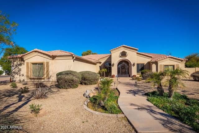 2616 E Taurus Place, Chandler, AZ 85249 (MLS #6188768) :: Midland Real Estate Alliance