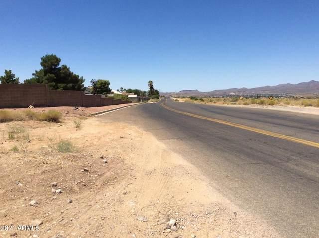 NEC Cheyenne Ave & Cherokee St, Kingman, AZ 86401 (MLS #6188806) :: Keller Williams Realty Phoenix