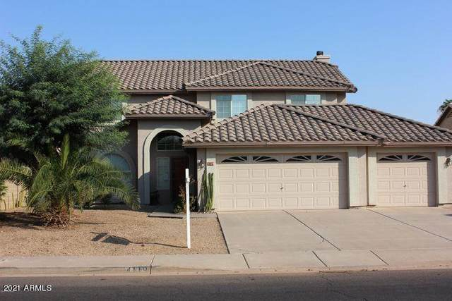 4119 E San Angelo Avenue, Gilbert, AZ 85234 (MLS #6188863) :: Yost Realty Group at RE/MAX Casa Grande