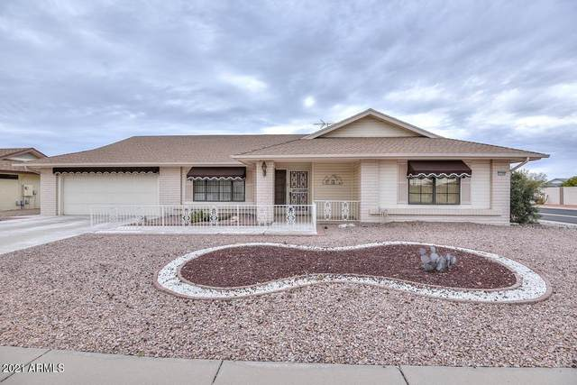 13745 W Franciscan Drive, Sun City West, AZ 85375 (MLS #6188890) :: Yost Realty Group at RE/MAX Casa Grande