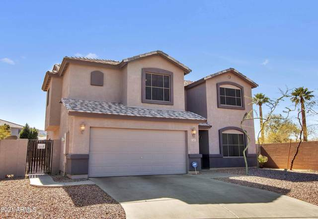 1605 E Beautiful Lane, Phoenix, AZ 85042 (MLS #6188943) :: The Daniel Montez Real Estate Group