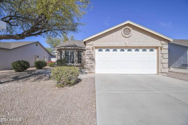 1778 E Sandalwood Road, Casa Grande, AZ 85122 (MLS #6188953) :: Yost Realty Group at RE/MAX Casa Grande