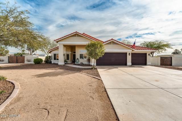 11811 N 55TH Drive, Glendale, AZ 85304 (MLS #6189013) :: Yost Realty Group at RE/MAX Casa Grande