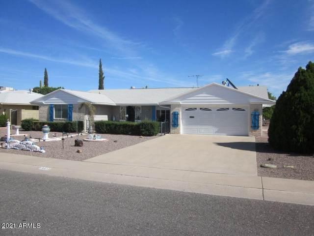 15433 N Bowling Green Drive, Sun City, AZ 85351 (MLS #6189017) :: Yost Realty Group at RE/MAX Casa Grande