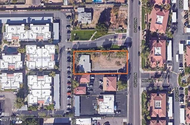2936 N 70TH Street, Scottsdale, AZ 85251 (MLS #6189021) :: The Riddle Group